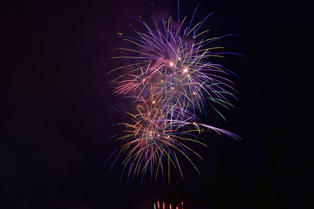 播州加古川の花火
