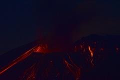 桜島…いつの間にか噴火