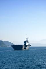 護衛艦加賀