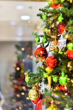 クリスマスツリー・イルミネーションin大崎ニューシティ