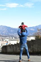 山より高い〜♪(๑ᴖ◡ᴖ๑)♪