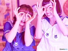 キュートG&ロリ子 メガネ?