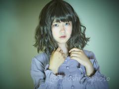 ai 碧い目の少女