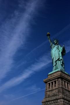 Here's Liberty!