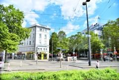 Cozy Street in München