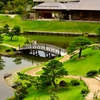 Gyokusen'inmaru Garden