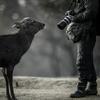 「さあ、撮ろうか、鹿乃丞」