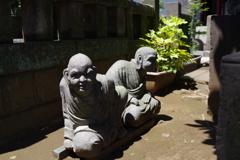 石像_成願寺