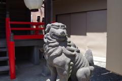 狛犬_榛名神社