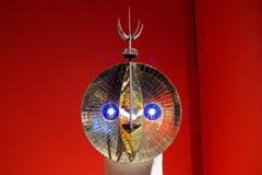 「太陽の塔」模型_岡本太郎記念館