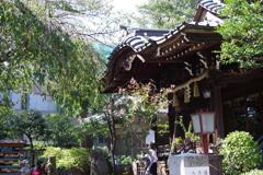 拝殿_白山神社