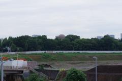 旧国立競技場跡地