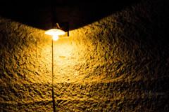 石の光-黄金壁-