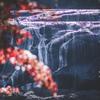 ざばざば滝ときらきら紅葉