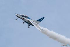 千歳基地航空祭 ブルーインパルス