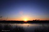 渡良瀬の日の出