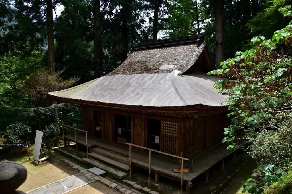 室生寺 弥勒堂