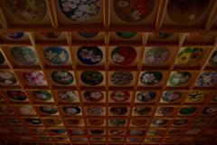往生院(天井画)