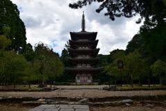 日本の三名塔