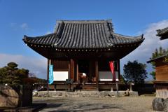 橘寺 護摩堂