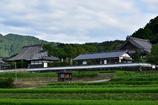 お盆の橘寺