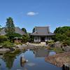 浄土庭園からの阿弥陀堂