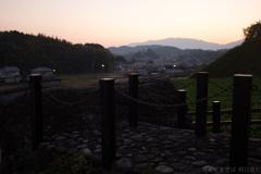 明日香村 大字野口( 鬼の雪隠 )