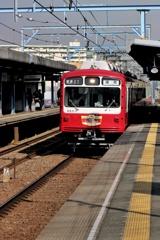 京急800系リバイバル塗装