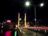 新大橋の夜景