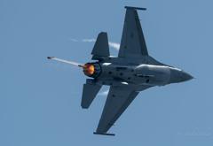 岩国基地 フレンドシップデー2018 F-16