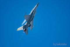 三沢基地 F-16  デモフライト