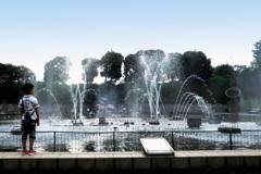 北浦和公園の噴水6