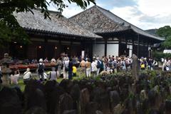 元興寺 盆景色(7)