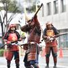 火縄銃の実演(空砲)-3