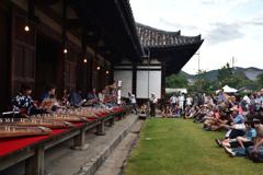 元興寺 盆景色(10)