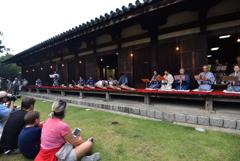 元興寺 盆景色(11)