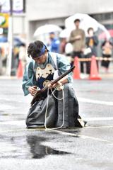 雨の日は辛いのう(1)