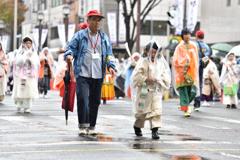 パレードの日は雨(3)