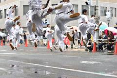 パレード風景 (テコンド)