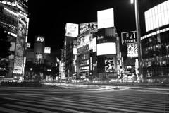 渋谷(スクランブル交差点)