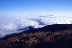 蓼科山山頂1