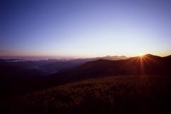 金峰山(日の出)