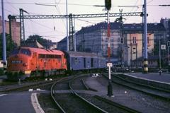 ブダペスト南駅※1992年