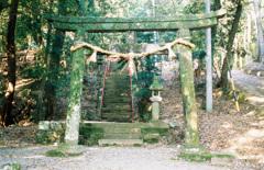 八ツ山神社 鳥居
