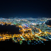 函館夜景リベンジ。