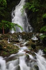 九州滝旅① 若葉の滝