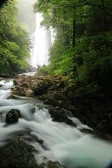 九州滝旅② 矢研の滝
