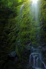 九州滝旅④ 乙原の滝 左側