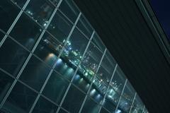 ☆ガラス越しの夜景☆
