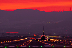 Fly to Sunset